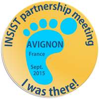badge Avignon September 2015