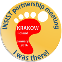 badge Krakow January 2016