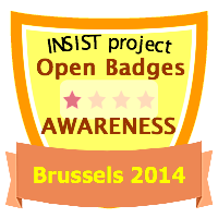 INSIST OP awareness 1 Brussels 2014