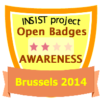 INSIST OP awareness 2 Brussels 2014