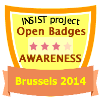 INSIST OP awareness 3 Brussels 2014