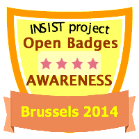 INSIST OP awareness 4 Brussels 2014